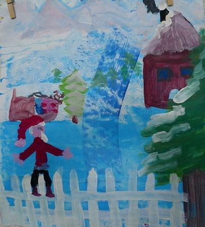 Paysages de neige