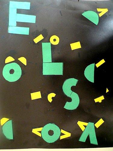 Jouer avec l'écrit sous toutes ses formes...