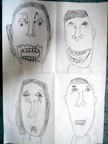 Autre sélection de portraits